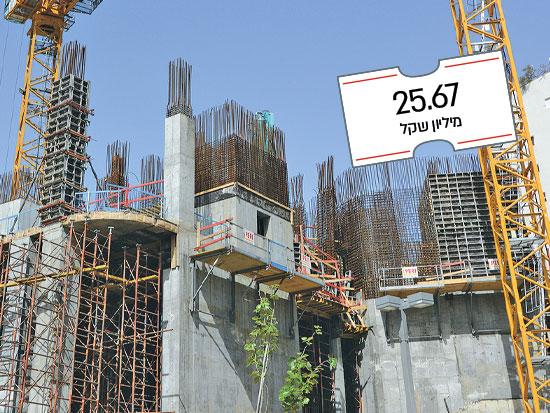 דירה בקומה ה-22 במגדל בראשית, שכונת בבלי, תל אביב / צילום: איל יצהר, גלובס