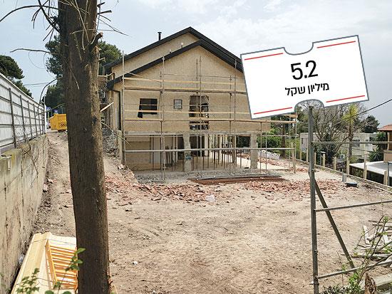 בית ברחוב הגבעה, בנוף הגליל / צילום: איל יצהר, גלובס