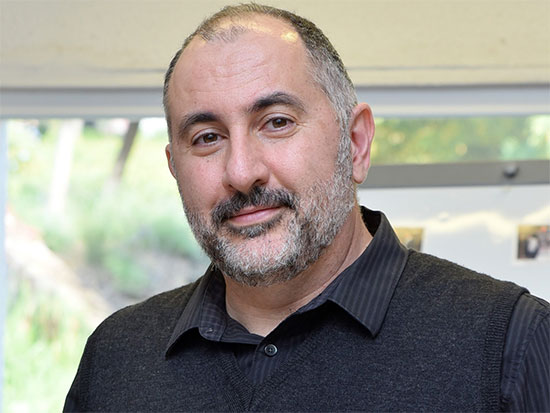 דוקטור אבישי בניש / צילום: האוניברסיטה העברית