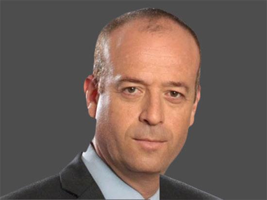 """אבי גרובר ראש עיריית רמת-השרון  / צילום: יח""""צ"""