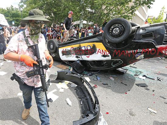 סולט לייק סיטי, יוטה, בחודש מאי / צילום: Rick Bowmer, Associated Press