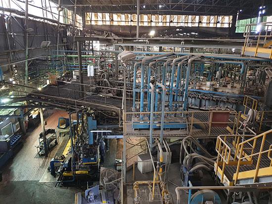 מפעל פניציה הסגור, דימונה / צילום: עמרי זרחוביץ', גלובס