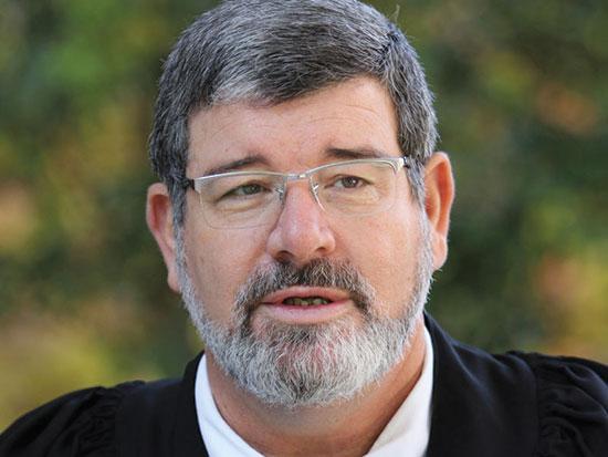 השופט דורון חסדאי / צילום: אלון רון