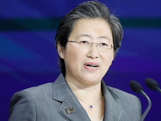 ליסה סו, AMD / צילום: Associated Press