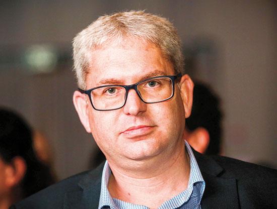 """עו""""ד מאיר לוין, היועמ""""ש במחלקה הכלכלית / צילום: שלומי יוסף, גלובס"""