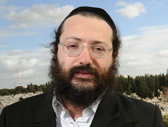 הרב אברהם מנלה / צילום: איל יצהר, גלובס
