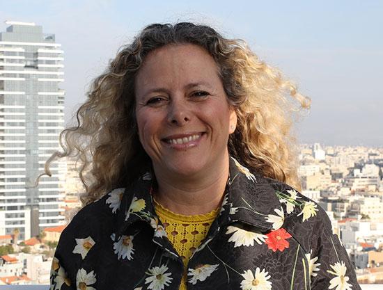 איילת נחמיאס ורבין, סגנית התאחדות התעשיינים / צילום: כדיה לוי, גלובס