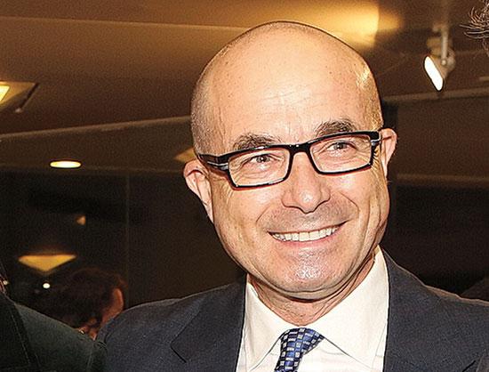 """ד""""ר ג'רמי לוין, ראש ארגון BIO / צילום: יח""""צ"""