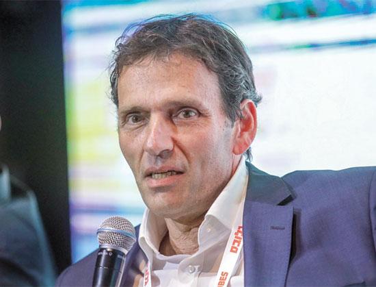 """אמיר הלוי, מנכ""""ל משרד התיירות  / צילום: שלומי יוסף, גלובס"""