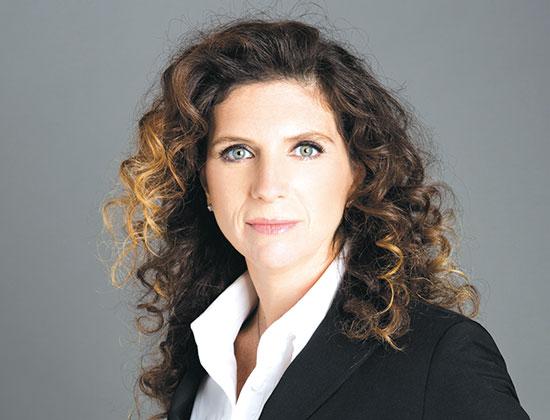 """אורנה קליינמן, מנכ""""לית מרכז המו""""פ SAP ישראל / צילום: שי יחזקאל"""