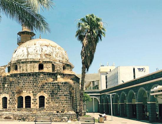 מסגד א־זידאני, טבריה / צילום: טל שניידר, גלובס