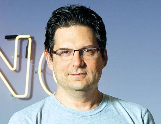 אילון רשף, המייסד השני. עומד מאחורי הפיתוחים הטכנולוגיים / צילום: רמי זרנגר
