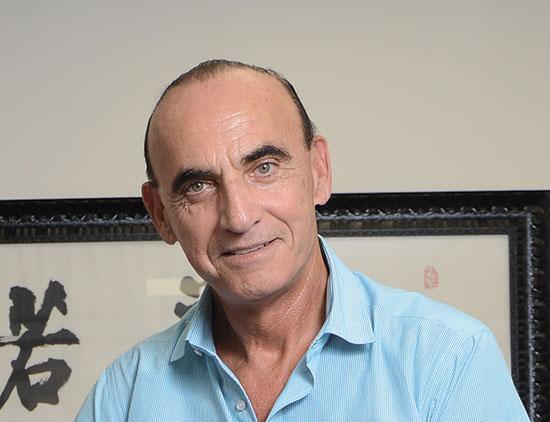 מיקי דיין, מבעלי קבוצת דיין, שמכרה לאדלר את ADO גרופ / צילום: איל יצהר, גלובס