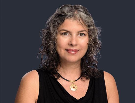 """ד""""ר מירית לוטן, משרד הקניין הרוחני ריינהולד כהן / צילום: דיויד גארב"""