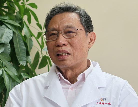 ג'ונג נאנשאן, שעומד בראש ועדת המומחים לטיפול במגפת הקורונה / צילום: Thomas Suen, רויטרס