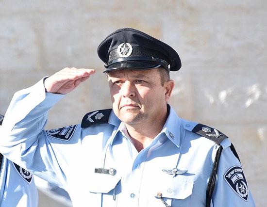 """ניצב מוטי כהן כמ""""מ המפכ""""ל / צילום: דוברות משטרת ישראל, יח""""צ"""