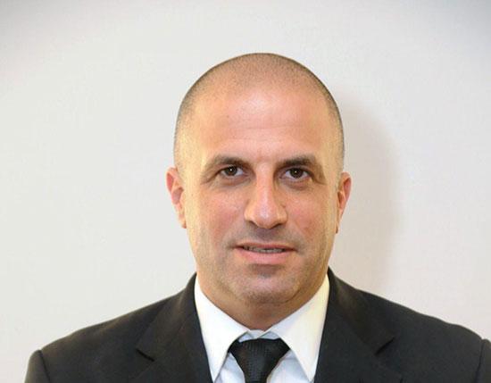 """ראובן אלקס, מנכ""""ל ישראל קנדה מלונות / צילום: שיר גולני"""