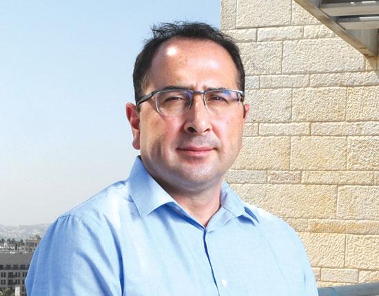 יואל אבן, מהנדס העיר ירושלים  / צילום: רפי קוץ, גלובס