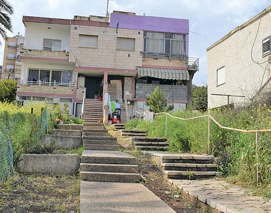בית בן 8 חדרים בטבריה / צילום: בר אל, גלובס