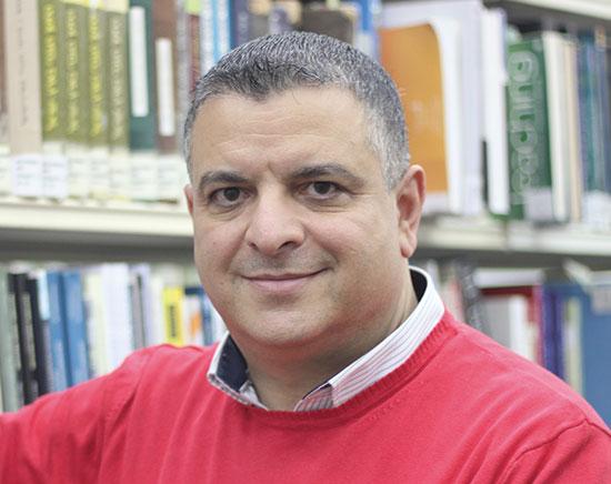 """הנס שקור, מנהל הפיתוח העסקי של ארגון """"צופן"""" / צילום: יח""""צ"""