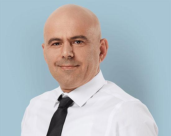 """עו""""ד אלון נוי, שותף מנהל בנ. פינברג ושות׳ / צילום: אופיר אייב"""