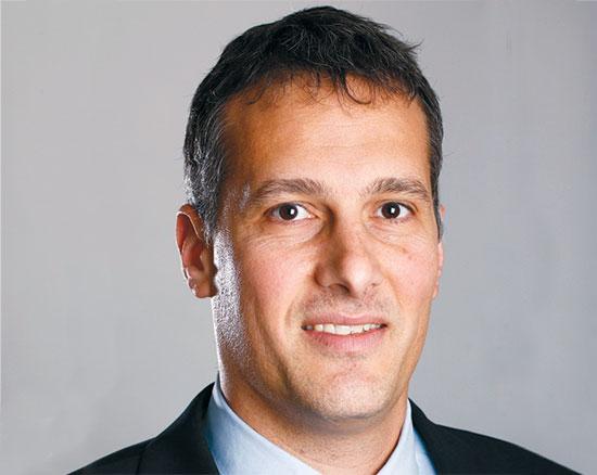 """יקי ינאי, מנכ""""ל פלוריסטם / צילום: דיוויד גראב"""