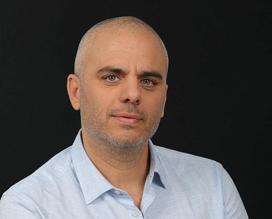 """אודי בלום, מנכ""""ל חברת מטרופוליס / צילום: סיון פרג'"""