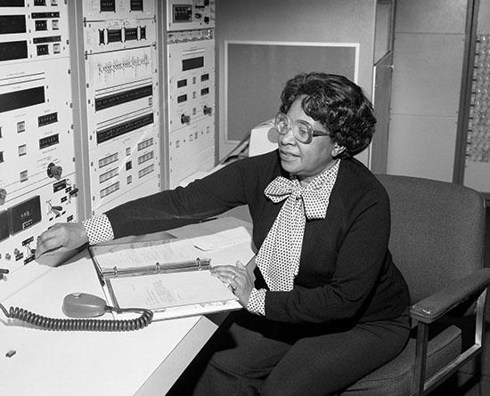 """מרי ג'קסון. אחת המדעניות שעליהן מבוסס הסרט """"מאחורי המספרים""""  / צילום: Bob Nye, רויטרס"""