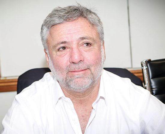 """עו""""ד אמיר חן, ראש מחלקת הנדל""""ן במשרד פישר־בכר־חן־וול־אוריון / צילום: שלומי יוסף, גלובס"""