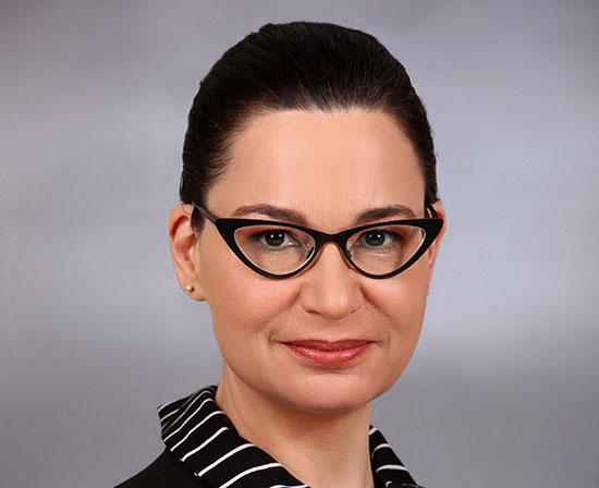 """ד""""ר אמירה שרון, סמנכ""""לית מו""""פ חדשנות וטכנולוגיה בתעשייה האווירית / צילום: יגאל עמר"""
