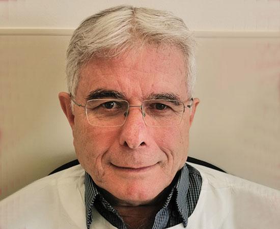 """ד""""ר ויקטור וישליצקי, יו""""ר העמותה לקידום ניסויים בישראל / צילום: יח""""צ"""