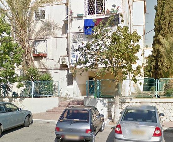 """רחוב יצחק שיפר, באר שבע / צילום: יח""""צ"""