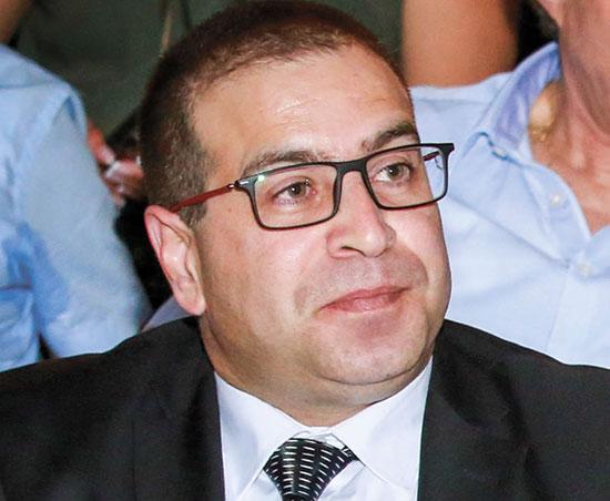 השופט אינאס סלאמה / צילום: שלומי יוסף, גלובס