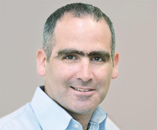 """דורון אבקסיס, מנהל הפרויקטים של וויוורק ישראל / צילום: יח""""צ"""