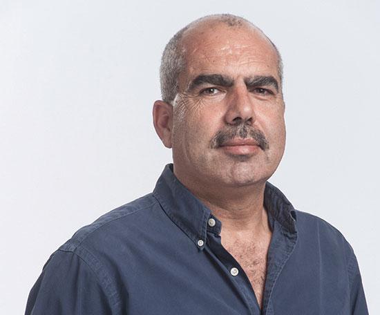 """סאמי סעדי, מנכ""""ל צופן / צילום: יח""""צ"""