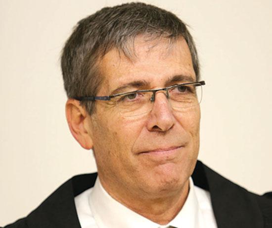 השופט אלי אברבנאל / צילום: אלון רון
