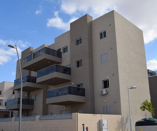 רחוב הרב יעקב הורוביץ 6, אופקים / צילום: בר אל, גלובס