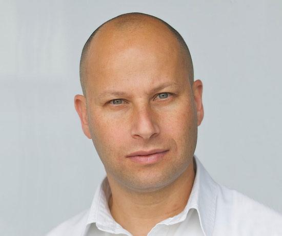 """איתן זינגר, מנכ""""ל  מדלן ישראל / צילום: דרור כץ"""