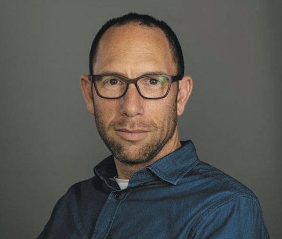 """נבו כרמי, מנכ""""ל חברת המדיה TMF / צילום: יח""""צ"""