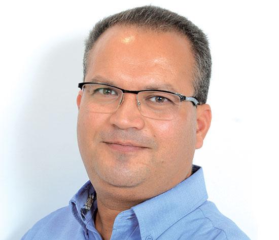 """ד""""ר שרף חסאן, ועדת המעקב לענייני החינוך הערבי  / צילום: יח""""צ"""