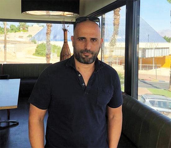 רונן מור, המסעדות ג'ינג'ר ופאגו פאגו ביסטרו, אילת / צילום: תמונה פרטית