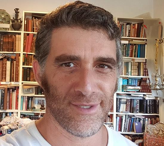 אדריכל השימור משה שפירא / צילום: תמונה פרטית