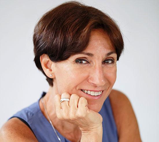 """ליליה נחמן, מנכ""""לית רשת אנגלו סכסון  / צילום: אלה פאוסט"""