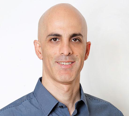 """שחר בר-אור, מנכ""""ל ווסטרן דיגיטל ישראל / צילום: יח""""צ"""
