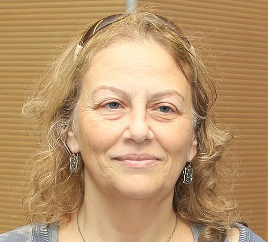סטלה אבידן, אחת העותרות / צילום: טליה קדוש