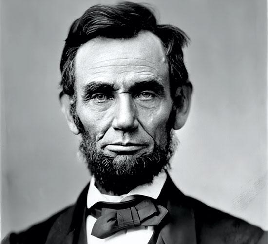 הנשיא אברהם לינקולן. הדרום פרש  / צילום: ויקמדיה