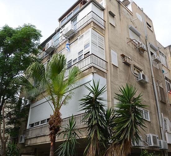 רחוב שלמה המלך 91, תל אביב / צילום: איל יצהר, גלובס