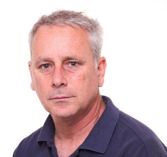 """ערן סיב, יו""""ר התאחדות קבלני השיפוצים / צילום: יגאל עמר"""