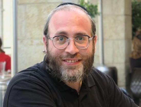 ג׳ייקוב קורנבלאו, כתב פוליטי באתר ג׳ואיש אינסיידר, ברוקלין / צילום: טל שניידר, גלובס