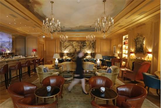 מלון Le Bristol / צילום: רויטרס